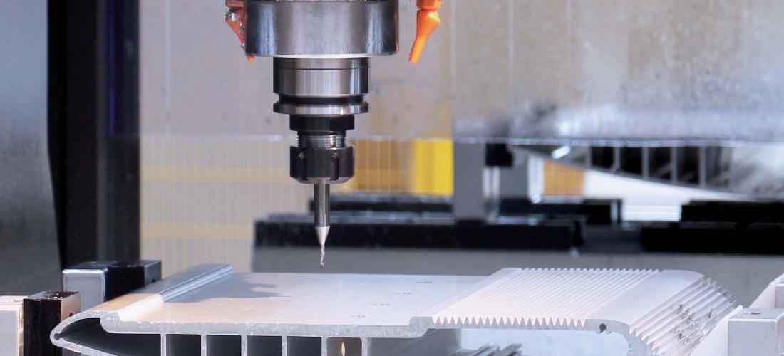 Servicios de carpintería metálica en aluminio